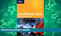 FAVORITE BOOK  Lonely Planet South East Asia on a Shoestring (Lonely Planet Shoestring Guides)