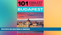 READ  Budapest: Budapest Travel Guide: 101 Coolest Things to Do in Budapest, Hungary (Budapest