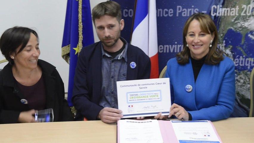 Communauté de communes de Coeur de Savoie (TEPCV)