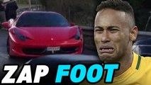 Zap Foot : Neymar, Messi, Cristiano Ronaldo, Ben Arfa...