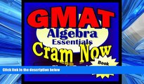 READ book GMAT Prep Test ALGEBRA REVIEW Flash Cards--CRAM NOW!--GMAT Exam Review Book   Study