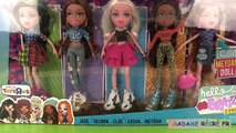 Poupées Bratz Pâte à modeler play doh Robe Arc-en-ciel Play Doh Rainbow Dress Bratz dolls