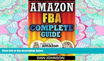 FAVORIT BOOK Amazon FBA: Complete Guide: Make Money Online With Amazon FBA: The Fulfillment by