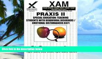 Best Price Praxis Special Education: Teaching Students with Behavioral Disorders/Emotional