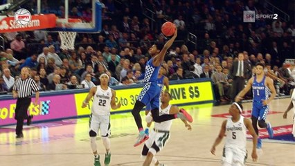 BASKET - NCAA - Le Top 10 des dunks depuis le début de saison