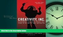 FAVORIT BOOK Creativity, Inc.: Overcoming the Unseen Forces That Stand in the Way of True