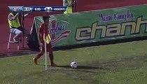 Half Highlights- Becamex Bình Dương (VIE) vs Boeung Ket Angkor  0-0 BTV Cup 02-12-2016