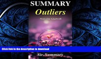 EBOOK ONLINE Summary - Outliers: The Story of Success - By Malcolm Gladwell (Outliers: The Story