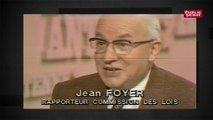 1980, Jean Foyer présente une loi qui va être adoptée sur la question des relations avec des mineurs et entre mineurs