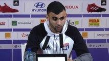 OL: Ghezzal répond à l'intérêt de l'Atlético Madrid