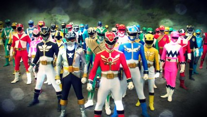 ower Rangers Super MegaForce - Hero Battle of 100