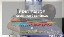 Chauffage, climatisation, plomberie à Saint André - Électricien 66