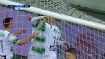 17. kolejka LOTTO EKSTRAKLASY: Lechia Gdańsk 3:0 Górnik Łęczna