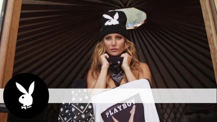 Playboy and Burton (with Help from Playmate Gia Marie) Launch a New Winter Line
