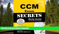 FAVORIT BOOK CCM Exam Secrets Study Guide: CCM Test Review for the Certified Case Manager Exam