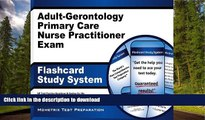 READ PDF Adult-Gerontology Primary Care Nurse Practitioner Exam Flashcard Study System: NP Test