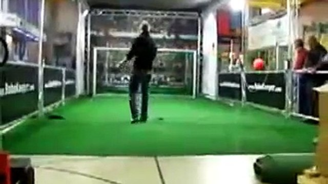 Robotic Goalkeeper | Perfect Saves | Incredible Technology