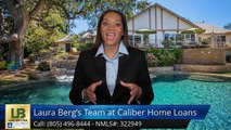 Laura Berg's Team at Caliber Home Loans Westlake Village Excellent 5 Star Review by Travis C.