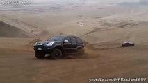 Toyota FJ vs. Land Cruiser Prado (Off Road 4x4)(1)