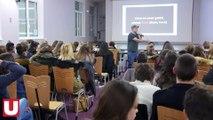 Au lycée Paul Claudel de Laon l'anglais s'apprend aussi en rappant
