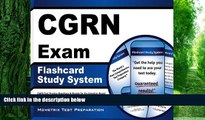 Price CGRN Exam Flashcard Study System: CGRN Test Practice Questions   Review for the American