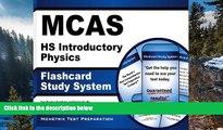 Online MCAS Exam Secrets Test Prep Team MCAS HS Introductory Physics Flashcard Study System: MCAS