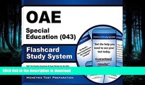 READ ONLINE OAE Special Education (043) Flashcard Study System: OAE Test Practice Questions   Exam