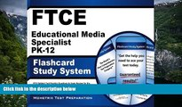 Buy FTCE Exam Secrets Test Prep Team FTCE Educational Media Specialist PK-12 Flashcard Study