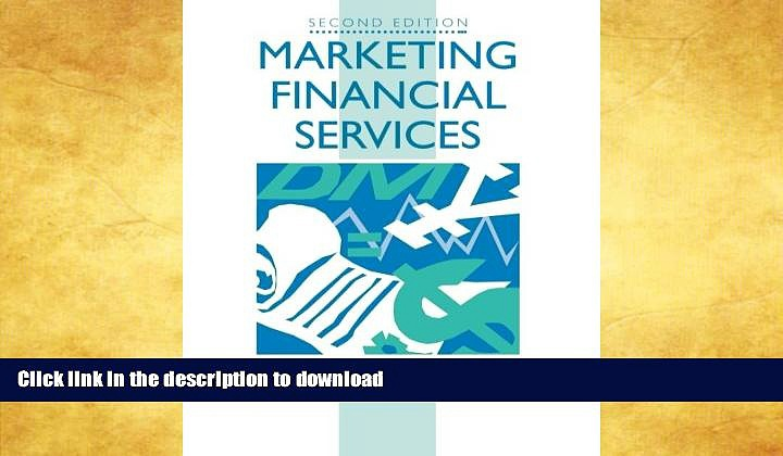 READ  Marketing Financial Services (Marketing Series) FULL ONLINE