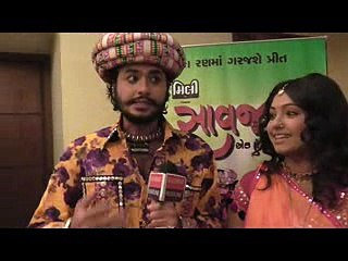 Savaj TV serial's promotion in Ahmedabad for Colors Gujarati