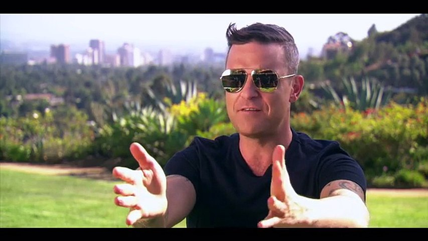 Party Like A Russian - Robbie Williams Talks
