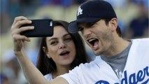 Mila Kunis and Ashton Kutcher Have Second Child