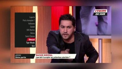 L'équipe du soir – Rachid Ghezzal: Lyon doit-il accepter ses prétentions salariales?»