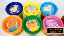 Jouets pour bébé Play Doh Peppa Pig Surprise oeufs Minecraft MLP LPS Thomas congelés jouets