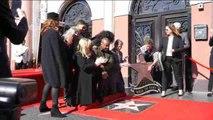 El director Lee Daniels recibe su estrella en el Paseo de la Fama de Hollywood