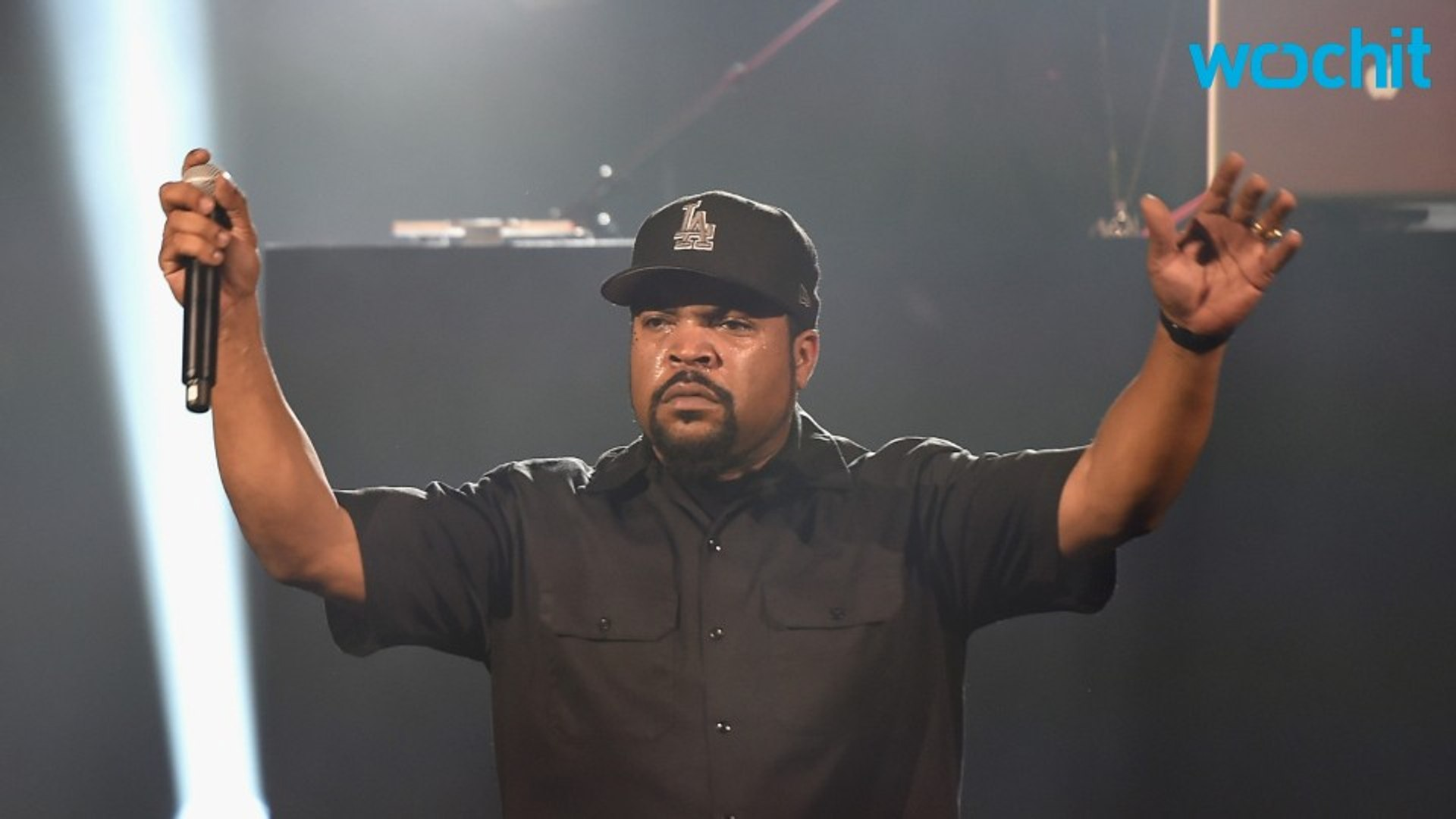 FOX Teams Up With Ice Cube
