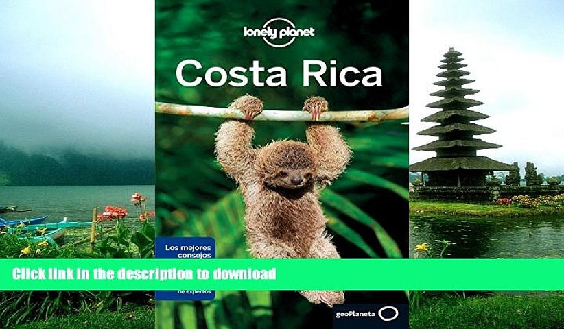 GET PDF Lonely Planet Costa Rica (Travel Guide) (Spanish Edition) PDF ONLINE | Godialy.com