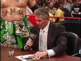Mr. McMahon and Donald Trump's Battle part 3