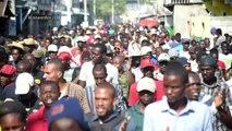 Ganador provisional de elecciones en Haití llama a orden público