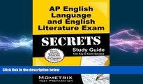 FAVORIT BOOK AP English Language and English Literature Exam Secrets Study Guide: AP Test Review