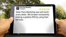 Solar Flare Marketing Phoenix Arizona - Arizona SEORemarkableFive Star Review