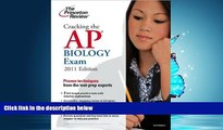 FAVORIT BOOK Cracking the AP Biology Exam (text only) Stg edition by Princeton Review Princeton