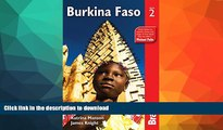 FAVORITE BOOK  Burkina Faso (Bradt Travel Guide Burkina Faso)  BOOK ONLINE