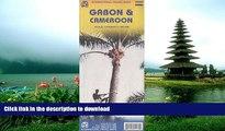 EBOOK ONLINE  Cameroon 1:1,500,000 and Gabon 1:950,000 Travel Map (International Travel Maps)