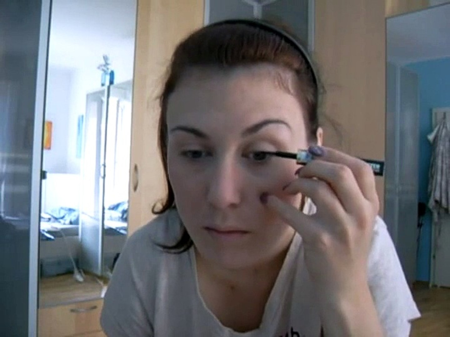 Daily Make Up Routine Gettin' Ready In Less Than 4 part3