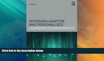 Best Price Designing Adaptive and Personalized Learning Environments (Interdisciplinary Approaches