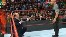 WWE Survivor Series 2016 - Bill Goldberg vs Brock Lesnar  part 4