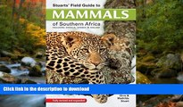 READ  Stuarts  Field Guide to Mammals of Southern Africa: Including Angola, Zambia   Malawi FULL