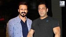 Salman Khan Partying With Vivek Oberoi