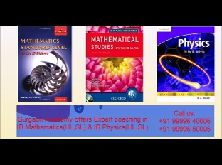IB IGCSE MYP Math Physics Chemistry Biology Economics Business Studies COACHING INSTITUTE GURGAON